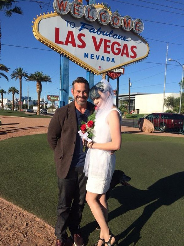 Buffy Alum Nicholas Brendon Gets Married In Las Vegas  | Nicholas Brendon