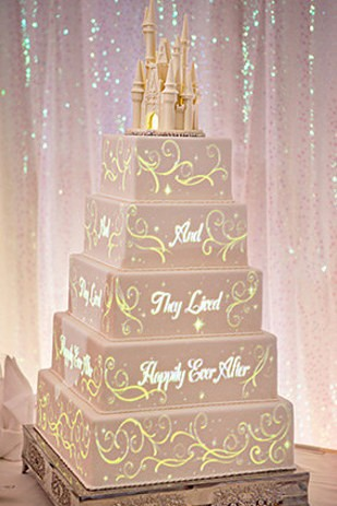 Disney Magic: The Coolest Cake You'll Ever See | Disney