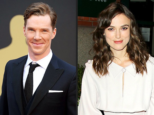 Benedict Cumberbatch And Keira Knightley Play The Imitation Game In New Trailer | Benedict Cumberbatch