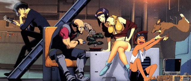 Anime Classic Cowboy Bebop Gets Blu Ray Trailer  | Anime