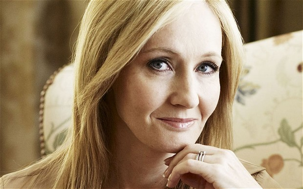 J.K. Rowling Adds Finishing Touches To 'Fantastic Beasts' Script | j.k. rowling