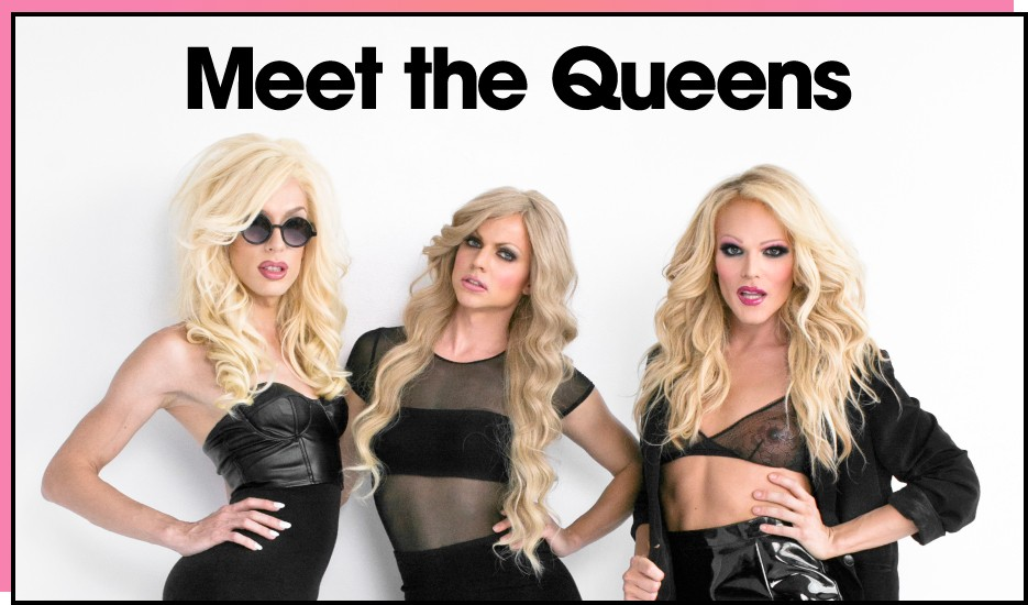 American Apparel Orders Second Run Of Successful 'Meet The Queens' T-Shirts | Meet the Queens