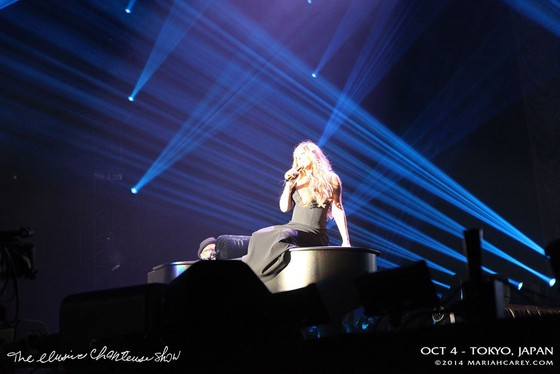 Mariah Carey Shows Major Vocal Problems During Japan Tour | Mariah Carey