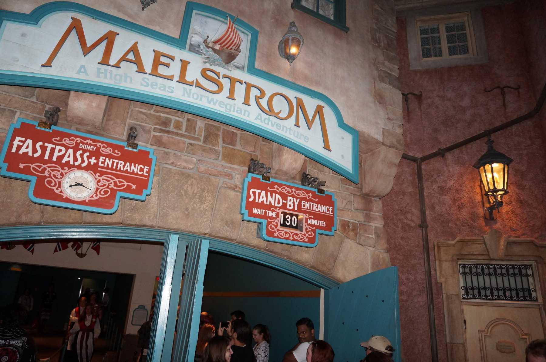 Disney Fans Celebrate The Spirit of Maelstrom   maelstrom