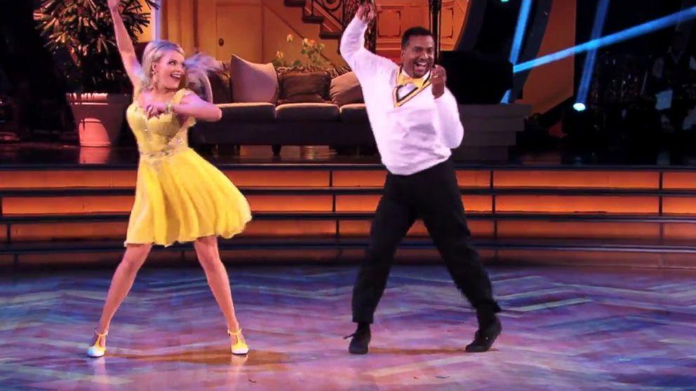 Alfonso Ribeiro Brings Back 'The Carlton' On 'Dancing With The Stars'   Alfonso Ribeiro