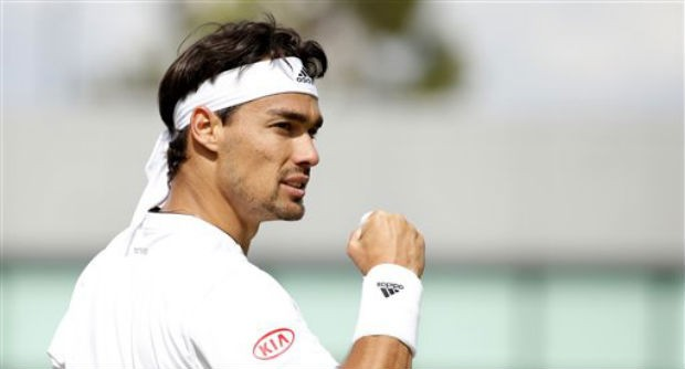 Tennis Star Fabio Fognini Gets Fined For Obscene Gesture | Tennis