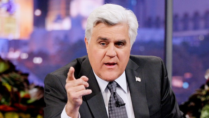 Jay Leno Is Rumored To Have A Car Show On CNBC | jay leno