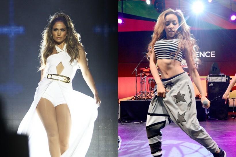 Jennifer Lopez Took
