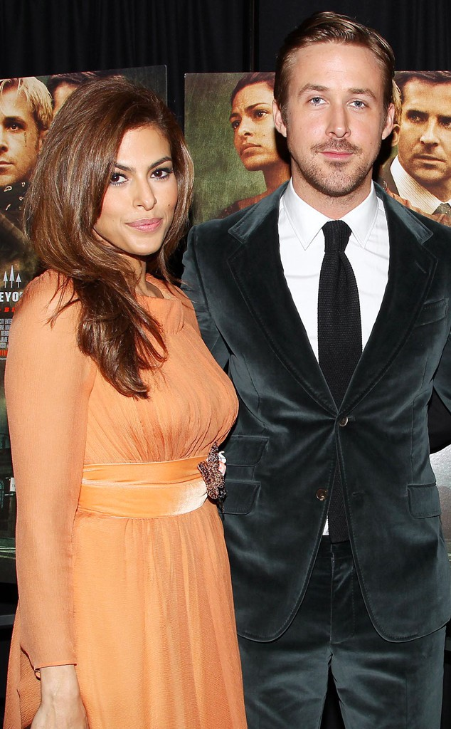 Ryan Gosling And Eva Mendes Reveal Newborn Daughter's Name | Ryan Gosling