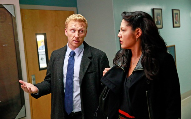 Tensions Build Up To The Final Board Meeting In This Week's 'Grey's Anatomy'   Grey's Anatomy