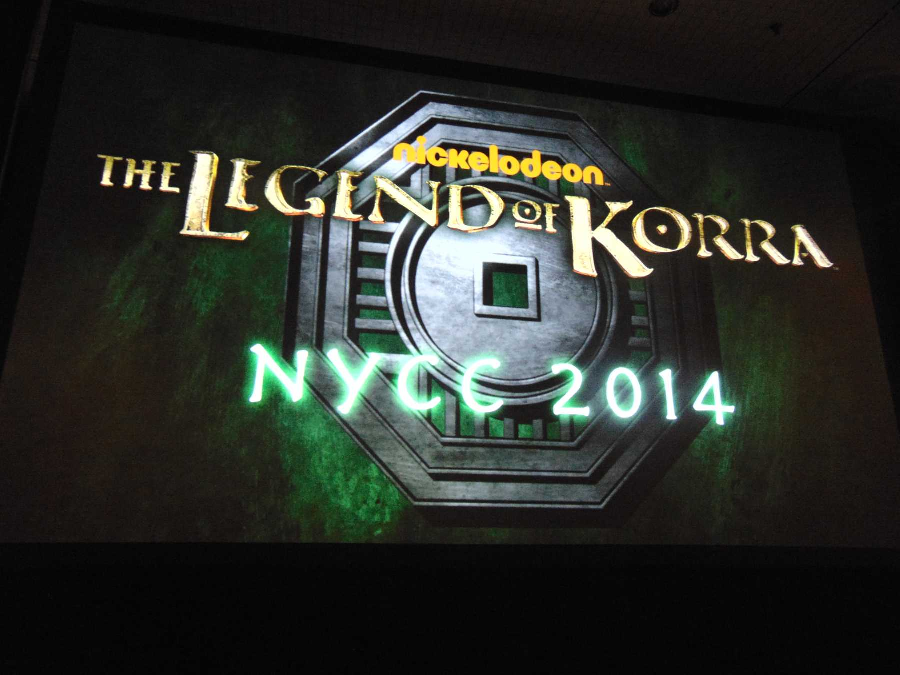 NYCC 2014: 'The Legend of Korra' Thanks It's Fans in the Best Way Ever | Legend of Korra