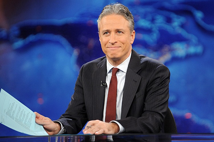 Jon Stewart Was Meant To Host NBC's 'Meet The Press' | Jon Stewart