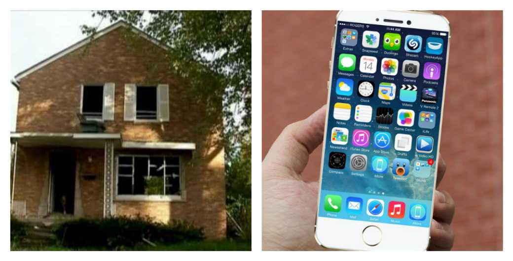 Detroit Man Willing To Trade His House For iPhone 6 | iPhone 6