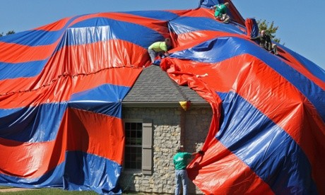 Family Forced Out Of Home Due To Spider Horde | Spider