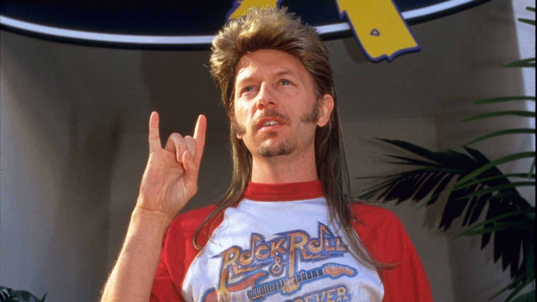 Daaaang! David Spade Reveals A Joe Dirt Sequel Is Underway  | Joe Dirt