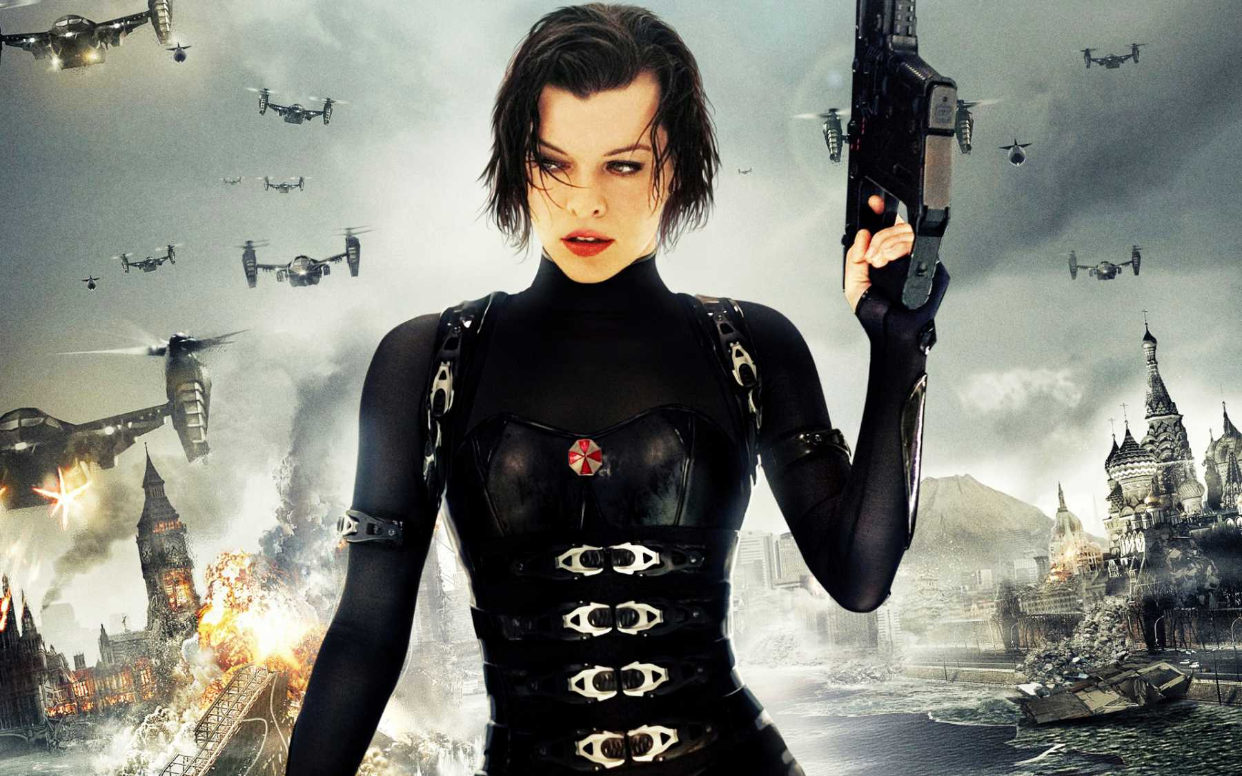 'Resident Evil' Is Heading To Television! | resident evil