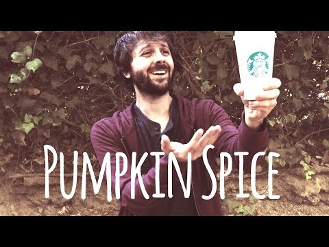 Maxwell Glick Delivers Pumpkin Spice Parody Of Taylor Swift's