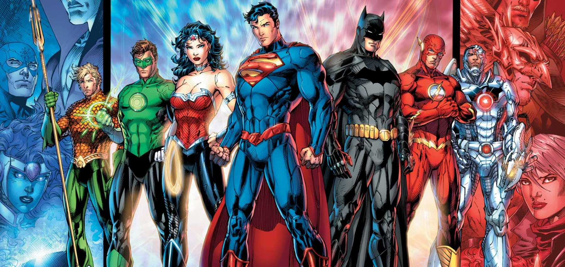 Marvel Who? DC Comics Releases Full Film Slate Dating To 2020 | DC Comics