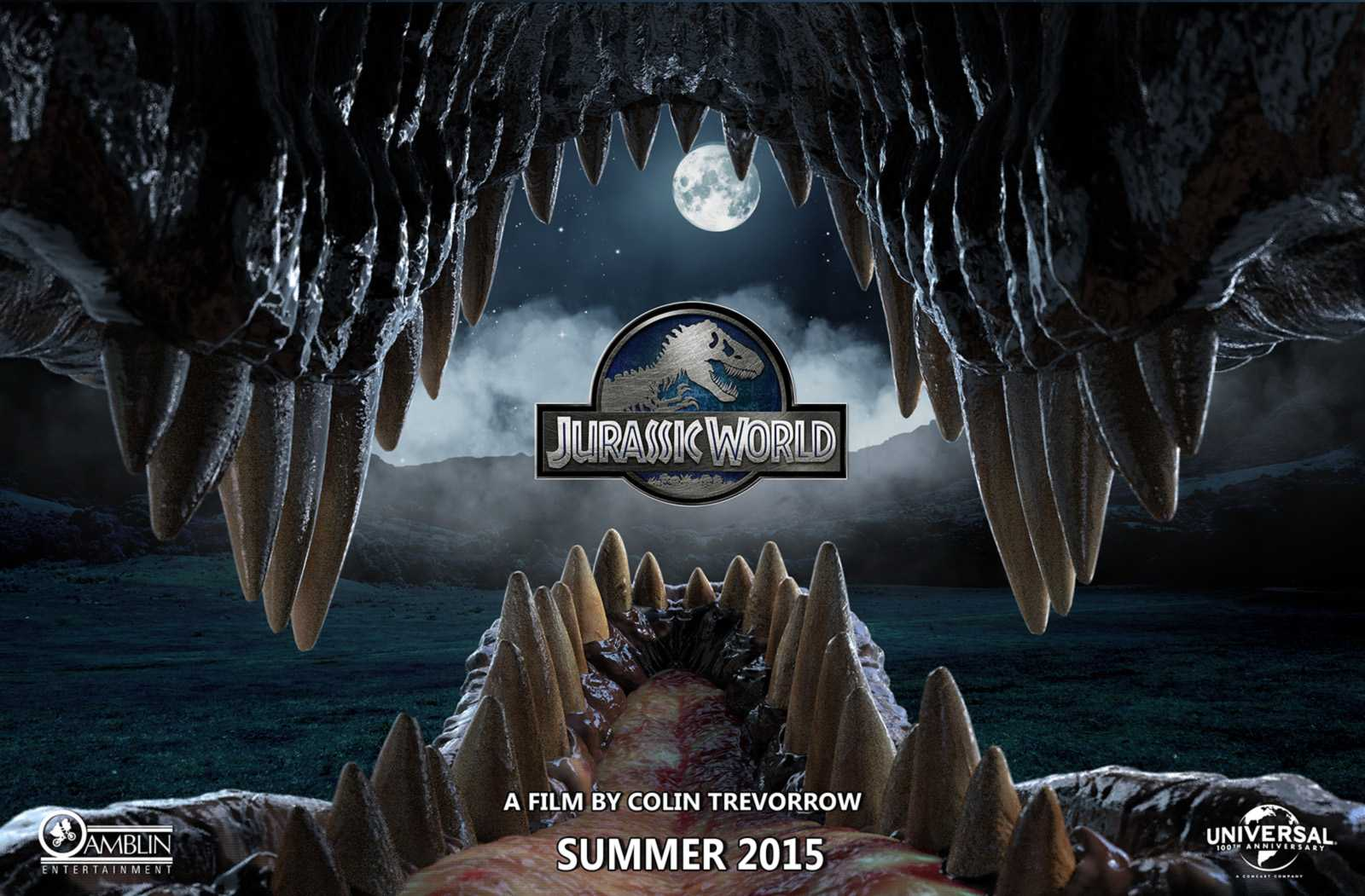 Colin Trevorrow Tweets First Glimpse At 'Jurassic World' | jurassic world