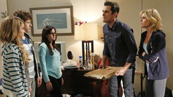 Family Tensions Rise This Week On Modern Family | Modern Family