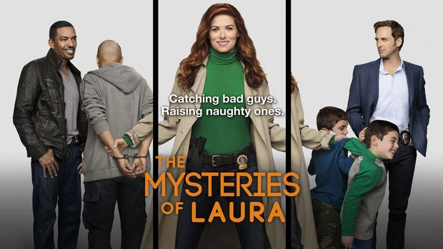 Debra Messing Sizzles In This Week's The Mysteries Of Laura  | Laura
