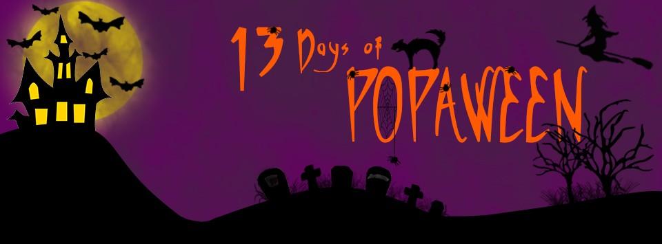 PopWrapped Presents:  13 Days Of Popaween  | Popaween