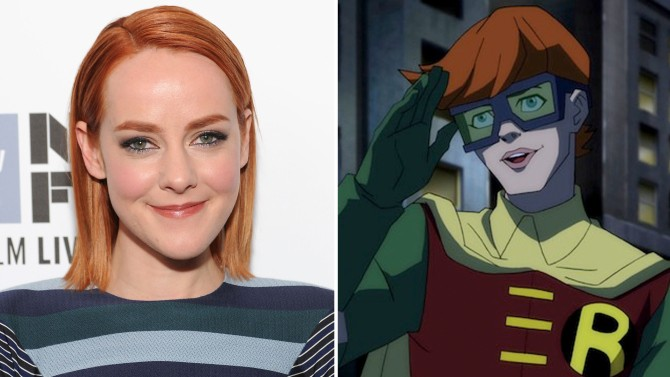 Jena Malone Might Play Female Robin In