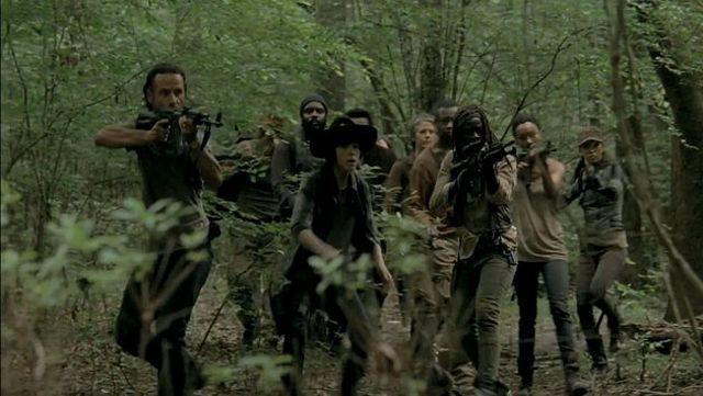 Be Aware Of Stranger Danger On This Week's The Walking Dead   The Walking Dead