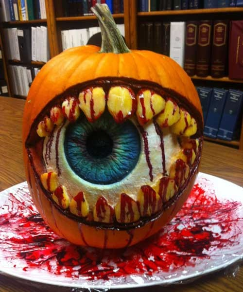 13 Days Of Popaween: Our Ten Most Creative Jack-O-Lanterns  | Popaween