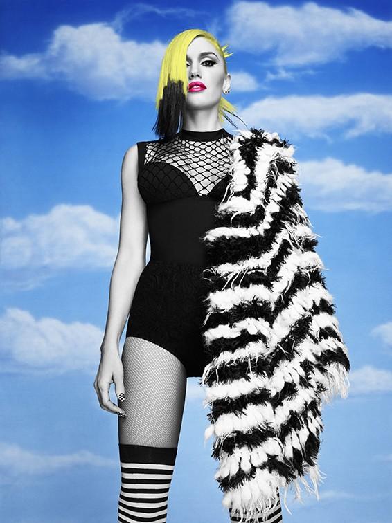 Gwen Stefani Teases Pharrell-Produced