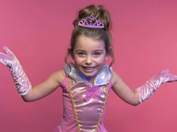 Little Princesses Tout The F-Bomb In The Name Of Feminism    little princesses