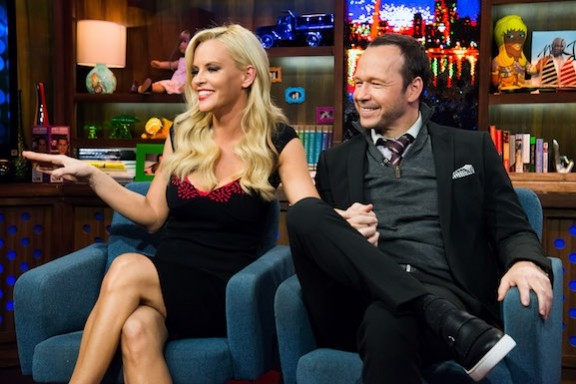 Jenny McCarthy Opens Up About Sex Life With Husband Donnie Wahlberg | Jenny McCarthy