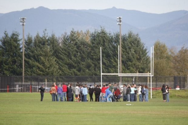 BREAKING: High School Shooting Near Seattle  | school shooting