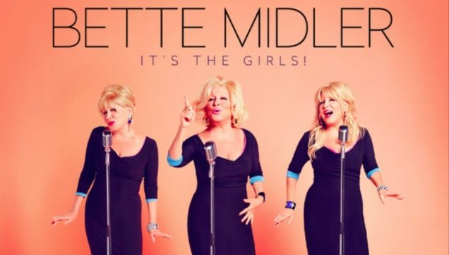 Bette Midler Covers Iconic Girl Group TLC's 'Waterfalls' | Bette Midler