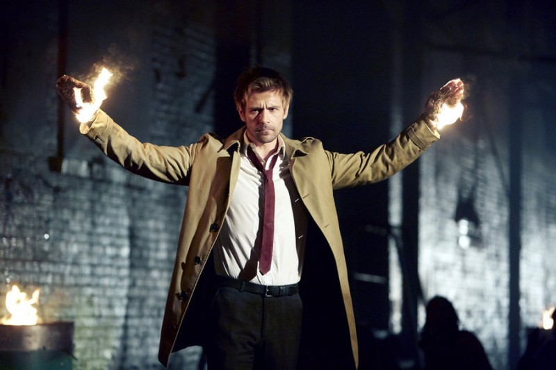 Constantine Arrives With One Hell Of A Pilot,