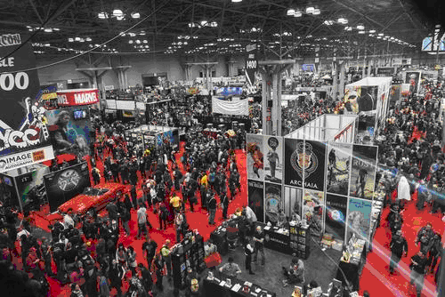 The 2014 London Comic Con Was The Biggest One Yet! | london comic con