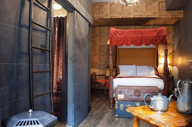 New Harry Potter Hotel Opens in London