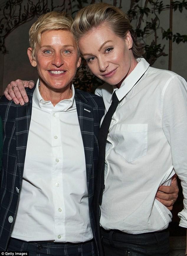 Ellen DeGeneres And Portia De Rossi Cancel Appearance After