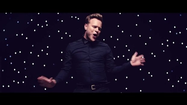 Olly Murs Unwraps Music Video For New Single,