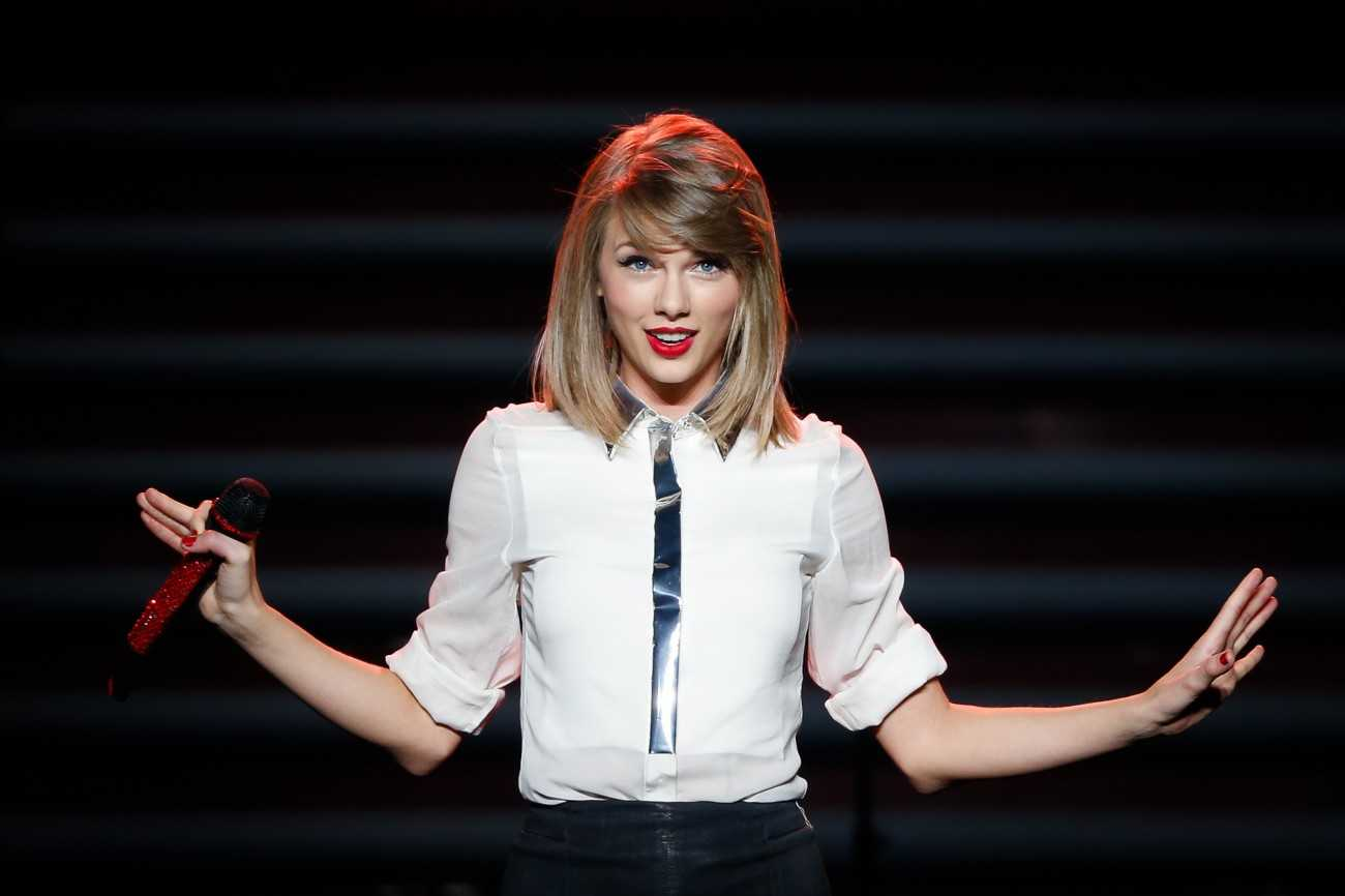 Taylor Swift Doesn't Want '1989' On Spotify; What Do You Think? | Taylor Swift