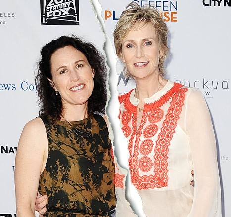 Jane Lynch Shackled Again By Huge Divorce Settlement