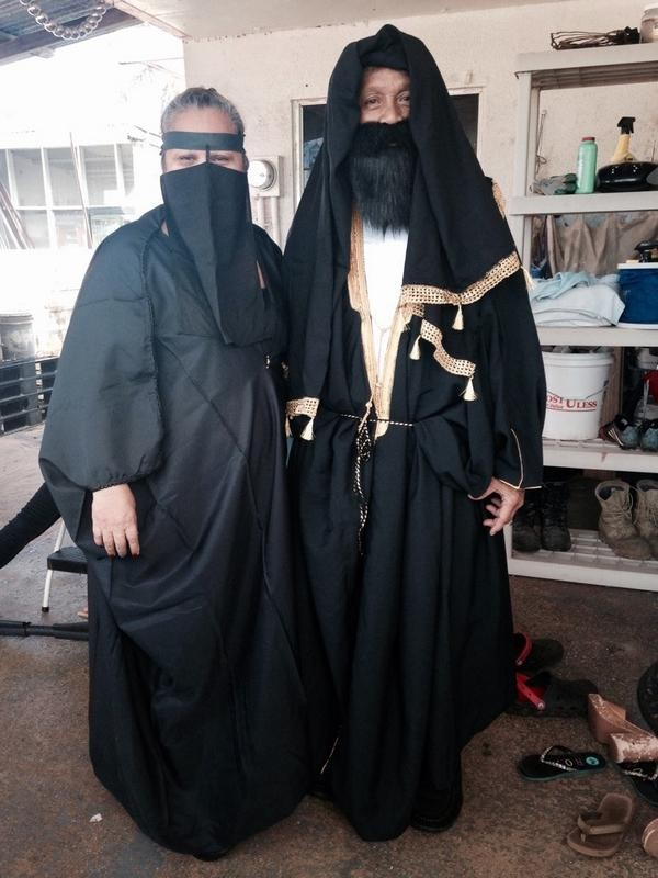 ISIS Halloween Costumes: Timely Or Tasteless? | ISIS