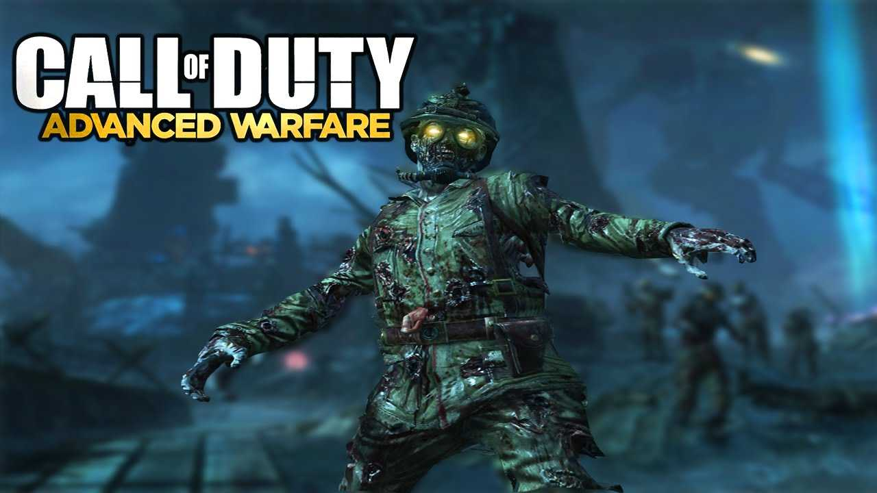 Zombies Confirmed for New Call of Duty | Call of Duty