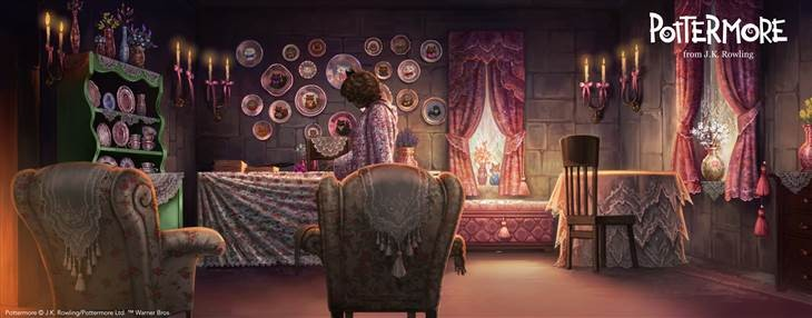 Rowling Releases Halloween Present With A Glimpse Of Umbridge's Life | rowling