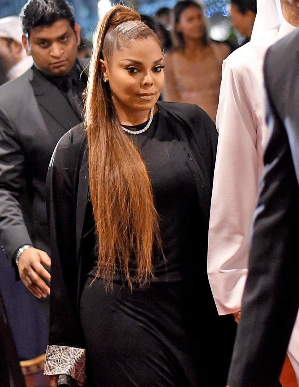 Hello Miss Jackson: Singer Spotted In Dubai In Rare Appearance  | janet jackson
