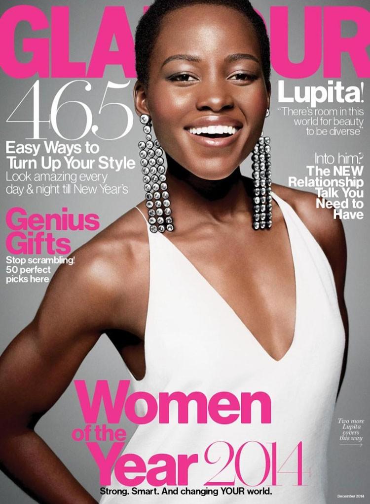 Lupito Nyong'o - Glamour Magazine's Woman of the Year | Lupito Nyong'o