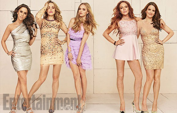 This 'Mean Girls' Reunion Photo Is So Fetch, We Can't Handle It | mean girls