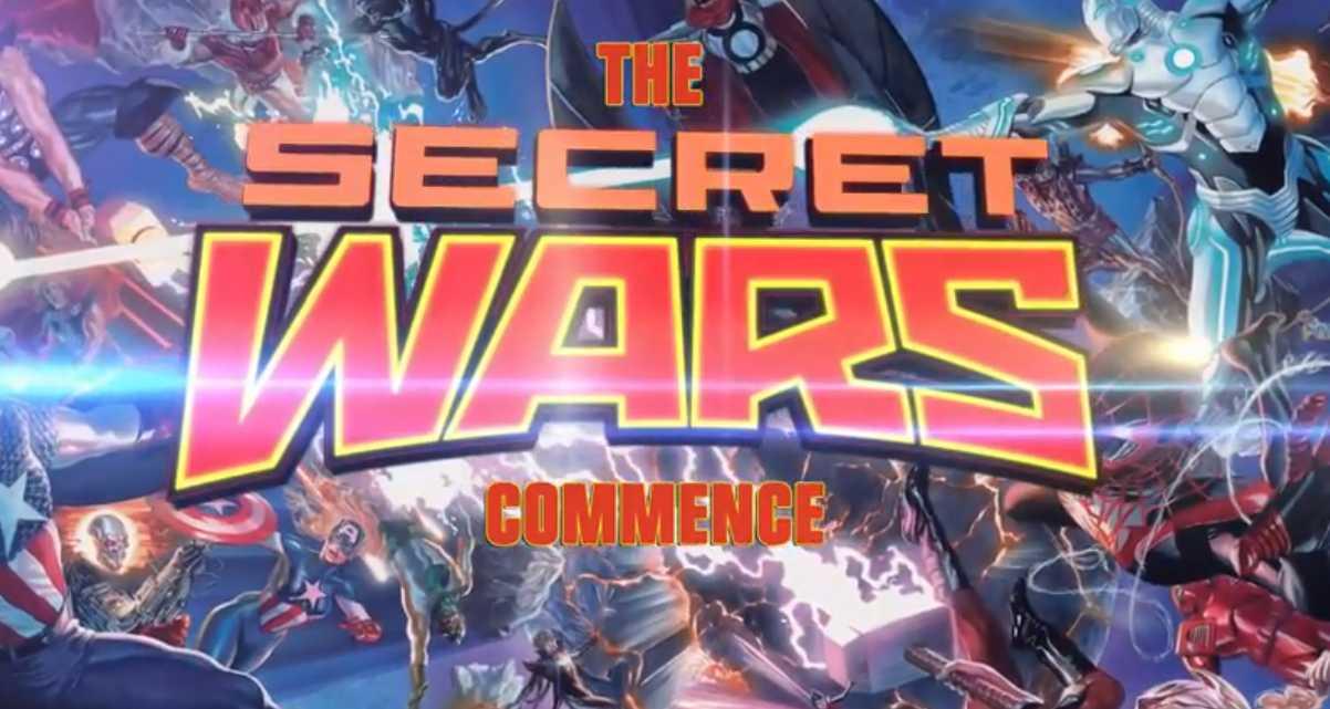 Marvel's Upcoming 'SECRET WARS': A Geek Breakdown | Secret Wars