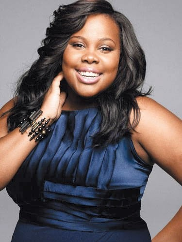 Amber Riley Announces Another Special Guest For Christmas Concert | amber riley