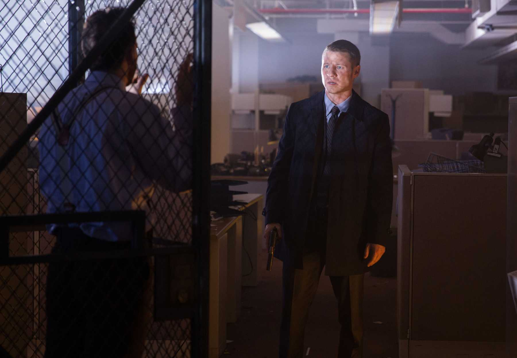 If You Can't Beat 'Em, Punch 'Em On This Week's 'Gotham' | Gotham